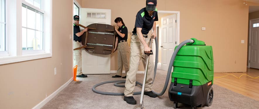 Silver Spring, MD residential restoration cleaning